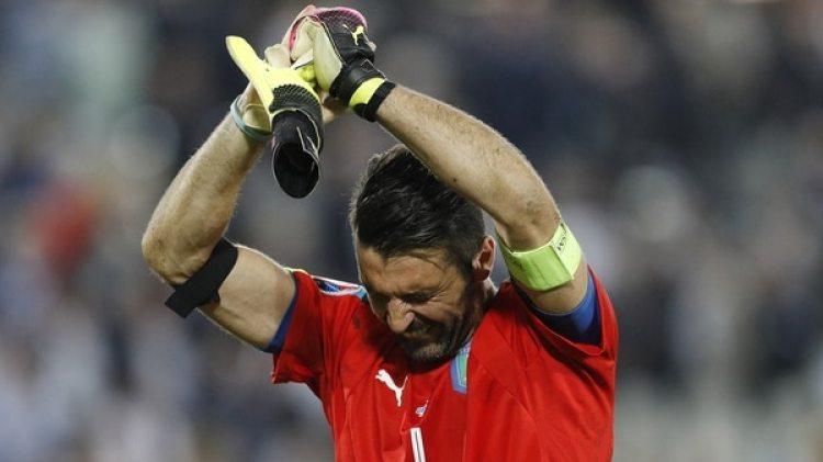 Luego de 20 años Buffon puede perderse un Mundial (Reuters)