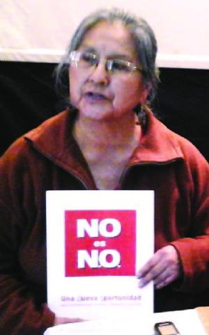 Ministro critica que Loyola Guzmán considere mejor pertenecer a la derecha antes que al MAS
