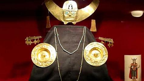 Museo de Metales Preciosos Precolombinos de la ciudad boliviana de La Paz