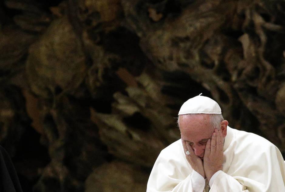 El papa Francisco todavía no se ha pronunciado al respecto. (Reuters)