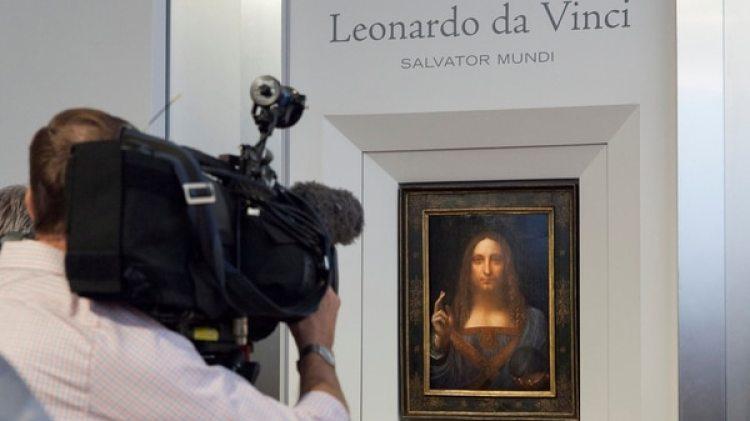 Se calcula que Salvator Mundi se venderá a unos USD 100 millones (Reuters)