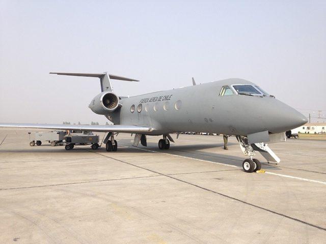 Jet Gulfstream IV |FACh