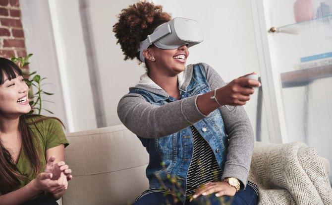 Oculus Go dice adiós a los cables en la realidad virtual por 199 dólares