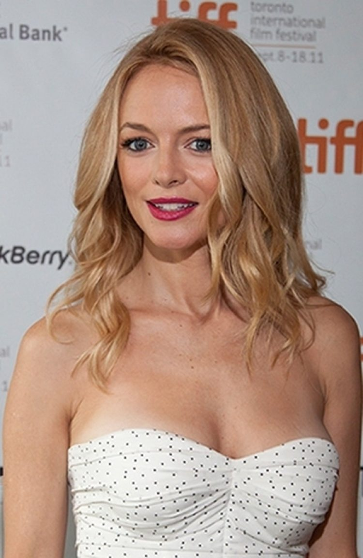 Heather Graham.