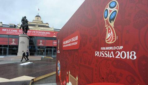 La organización del Mundial de Rusia 2018 ultima detalles para la acomodación de entradas. Foto: AS Colombia