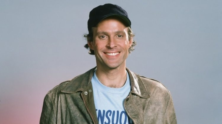 Dwight Schultz (Getty)