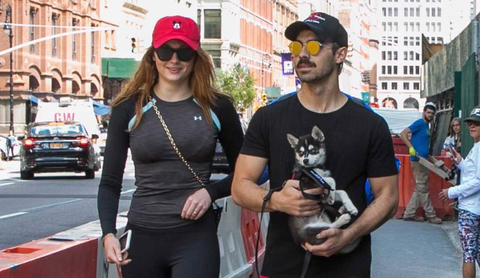 Joe Jonas Sophie Turner