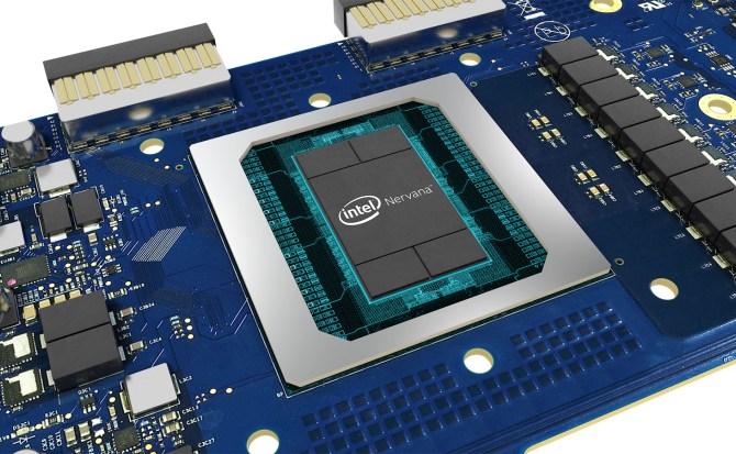Intel presenta nueva familia de chips diseñados para la inteligencia artificial