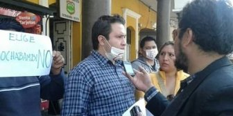 Diputado de Cochabamba renuncia a Unidad Demócrata por falta de democracia interna