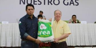 Bolivia concreta acuerdo para exportar 335 mil t de fertilizantes a Brasil