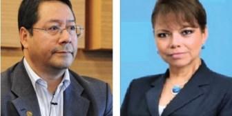 Esposa de exministro Arce es autoridad del estatal Banco Unión; Gobierno justifica y avala