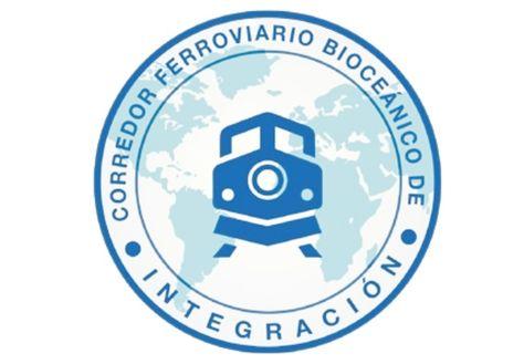 Logo del Corredor Ferroviario Bioceánico de Integración (CFBI)
