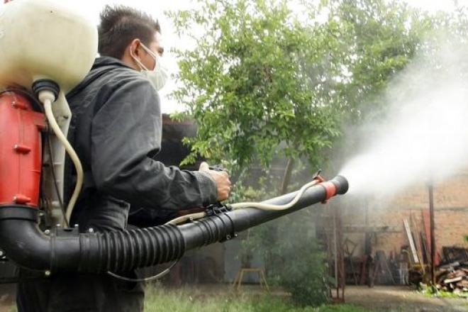 Resultado de imagen de fumigación contra vectores