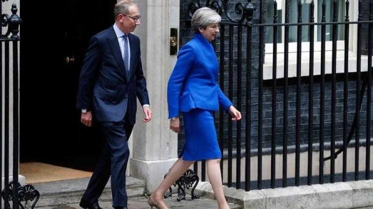 Por el momento, el Reino Unido y la Unión Europea no logran llegar a un acuerdo (AP)