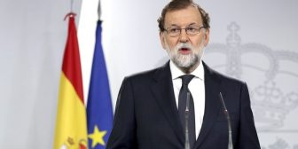 El Gobierno español activará el próximo sábado las medidas para intervenir Cataluña