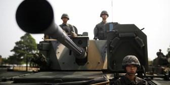 Corea del Sur presenta una estrategia para destruir al Ejército norcoreano