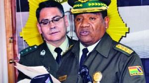 """Policía Boliviana insinúa que se quieren ocultar """"secretos"""" sobre el Banco Unión"""
