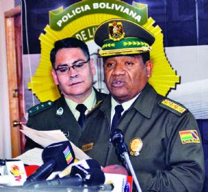 """Policía insinúa que se quieren ocultar """"secretos"""" sobre el BU"""