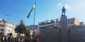 Evo sugiere cambiar el nombre de La Paz por Chuquiago Marka