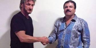 Sean Penn cree que podría estar en peligro por la serie de Netflix sobre El Chapo