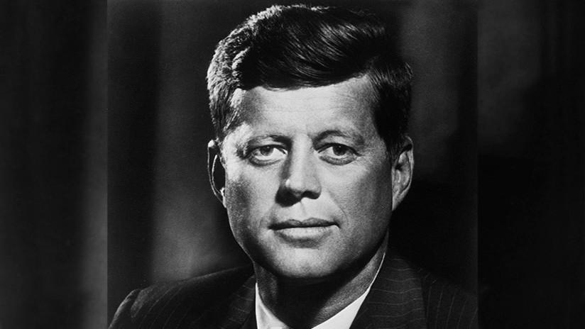 Trump autoriza abrir archivos secretos del asesinato de Kennedy