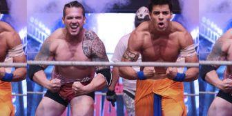 Juga2: Nelson Gutiérrez y Diego Portillo ganaron primera pelea de lucha libre