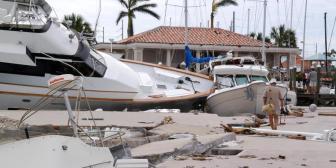 La Guardia Costera identifica 250 embarcaciones hundidas en Puerto Rico tras María