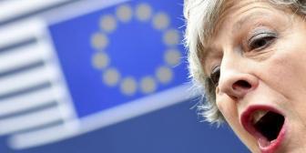 """Laboristas amenazan a May con vetar la ley sobre el """"Brexit"""""""