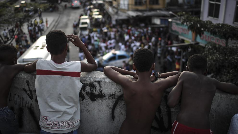 La policía mata a una turista española en una favela de Río de Janeiro