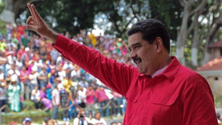 Nicolás Maduro(AFP)