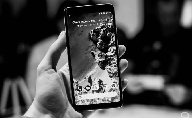 Los problemas del Pixel 2 XL revelan una realidad ignorada durante años