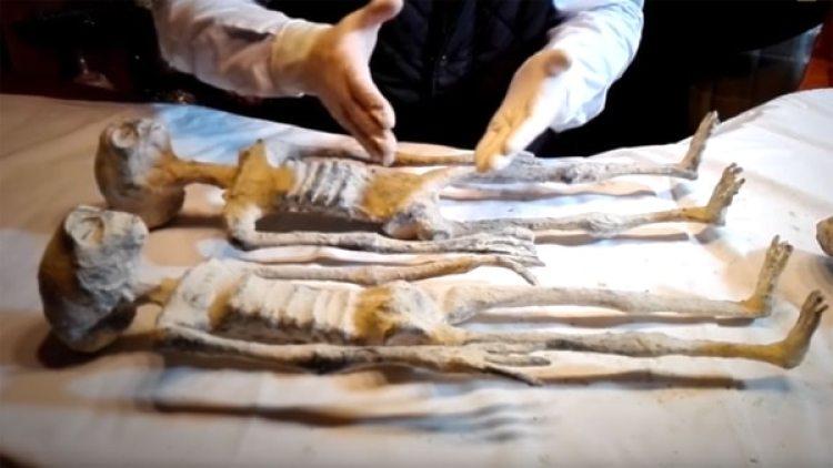 Los cuerpos fueron hallados en Nazca y tendrían 1.700 años de antigüedad