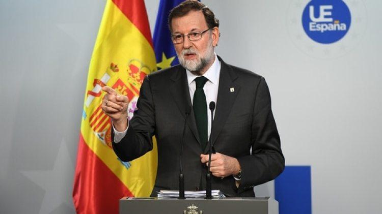El presidente del Gobierno de España, Mariano Rajoy (AFP)