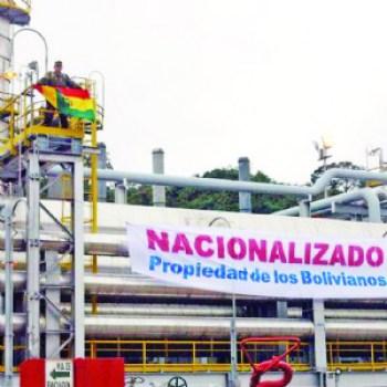 Estudio revela las 6 verdades de la nacionalización del gas
