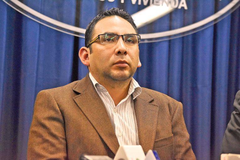Resultado de imagen para presidente de la Administradora Boliviana de Carreteras (ABC), Marcos Loayza