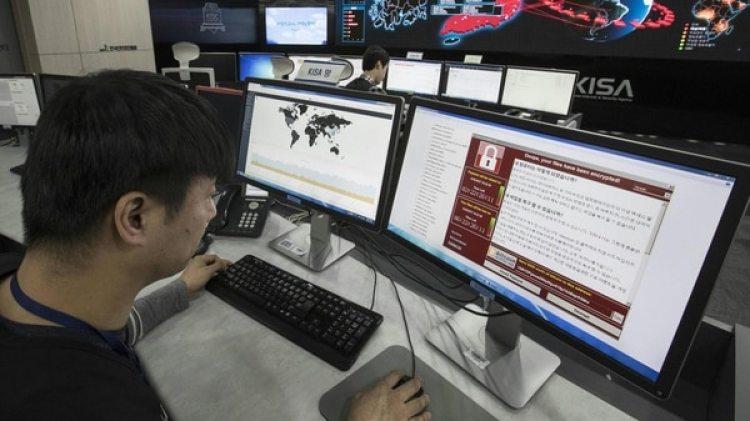 El virus exigía una transferencia de dinero para liberar los archivos personales encriptados (AFP)