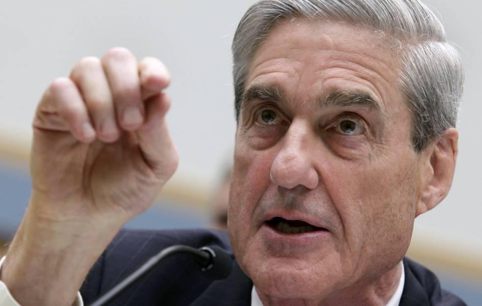 El fiscal especial, Robert Mueller, en una imagen de 2013.