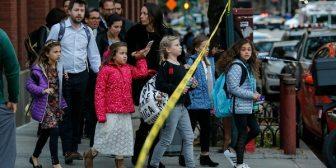 """""""¡Mi hijo estaba allí!"""": dramáticos testimonios de los testigos del ataque en Nueva York"""