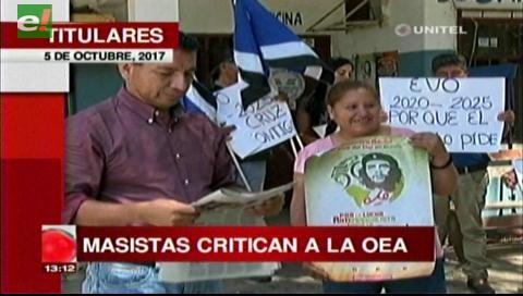 Video titulares de noticias de TV – Bolivia, mediodía del jueves 5 de octubre de 2017