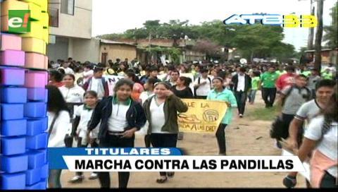 Video titulares de noticias de TV – Bolivia, mediodía del viernes 20 de octubre de 2017