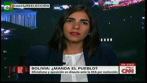 ¿Qué tiene que ver la convención americana sobre DD.HH. y la reelección en Bolivia?