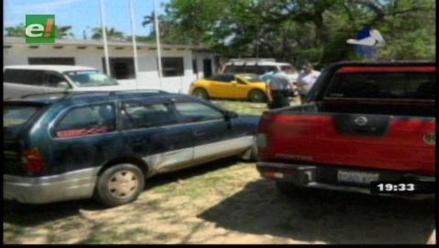 Santa Cruz: Diprove recuperó 9 vehículos y 13 motocicletas robadas