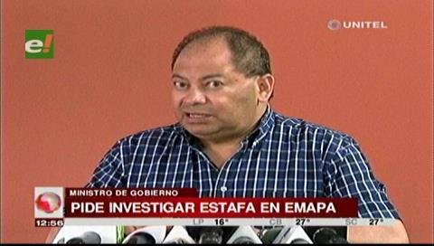 Ministros Romero y Prado garantizan investigación por el caso Emapa