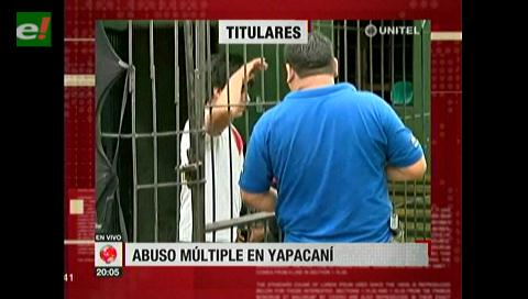 Video titulares de noticias de TV – Bolivia, noche del martes 31 de octubre de 2017