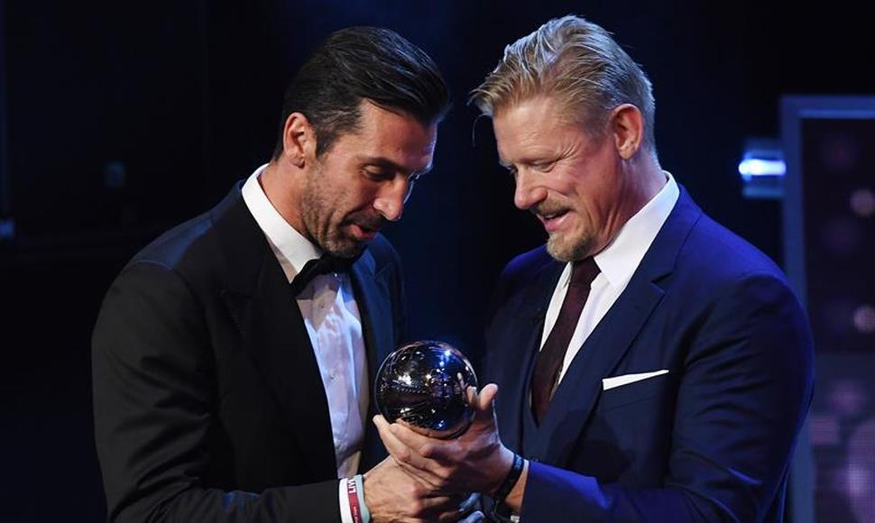 The Best 2017: Gianluigi Buffon ganó el premio al mejor arquero del año