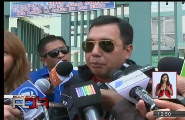 Ocho personas declararon en la fiscalía por presunta corrupción en hospital Obrero