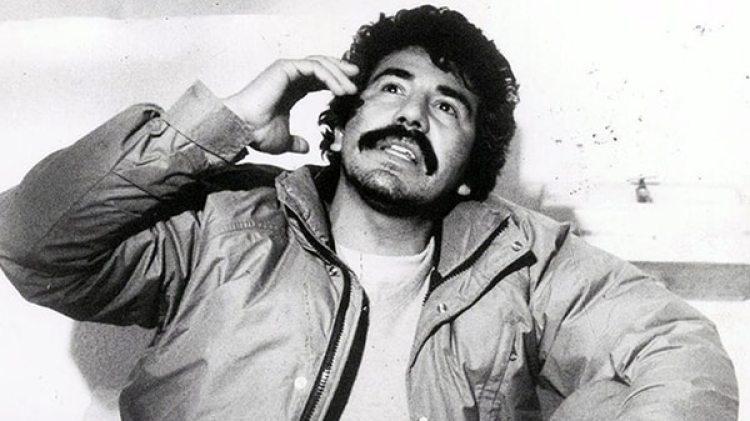Rafael caro Quintero, en su juventud, cuando se convirtió en uno de los líderes del cártel de Guadalajara