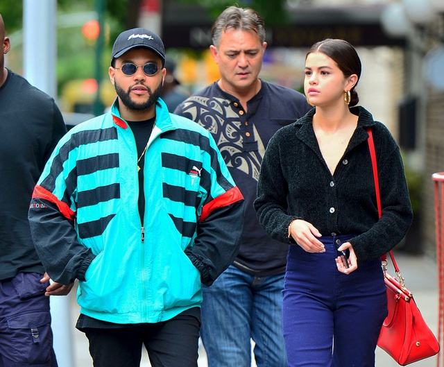 Selena y The Weekend