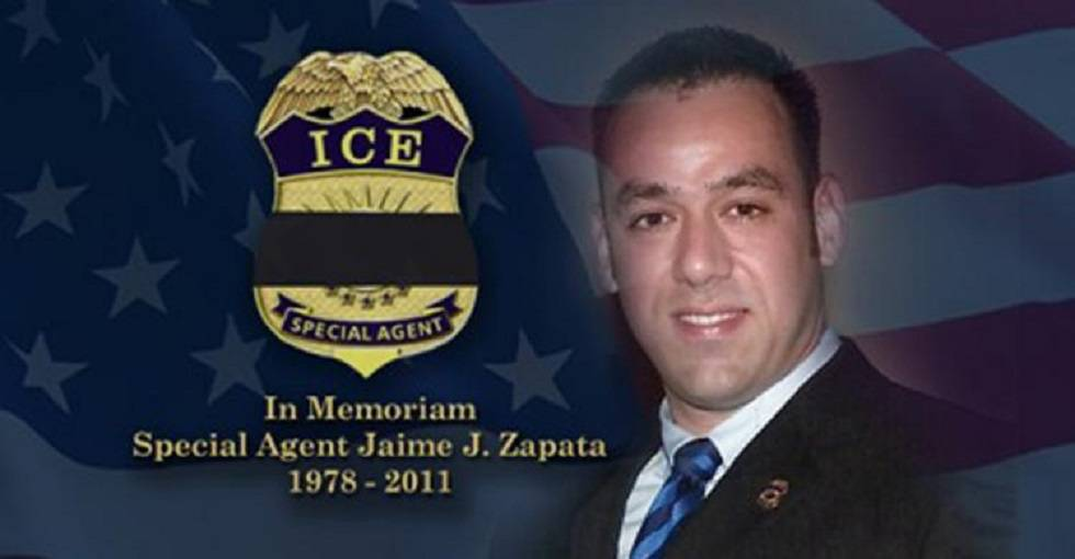 Cadena perpetua para Zetas por asesinar a agente de ICE