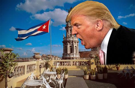 Trump y la nuevas sanciones a Cuba.